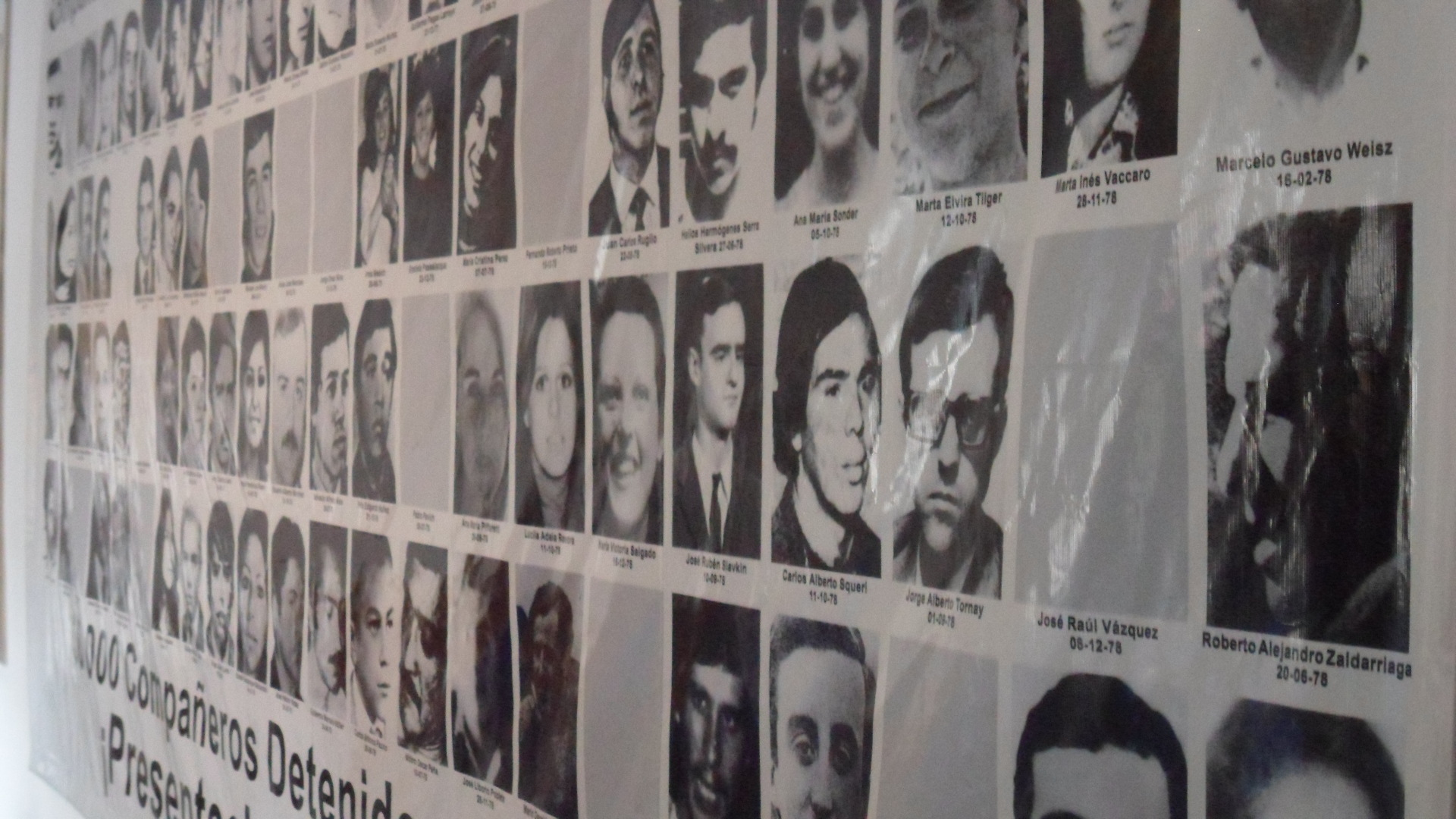 Preserving Memory: Military Dictatorship and Atrocities in Argentina