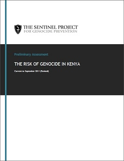 Risk Assessment - Kenya 2011 (Revised)