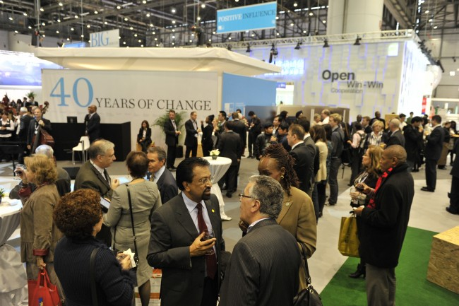 Our time at Telecom World 2011 in Geneva