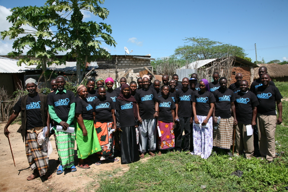 Una Hakika Community Ambassadors