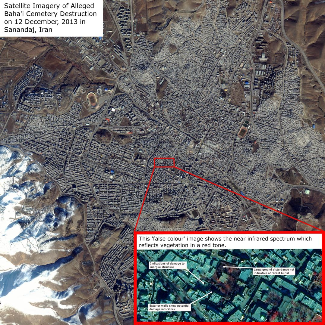 Satellite Imagery for Humanitarian Purposes