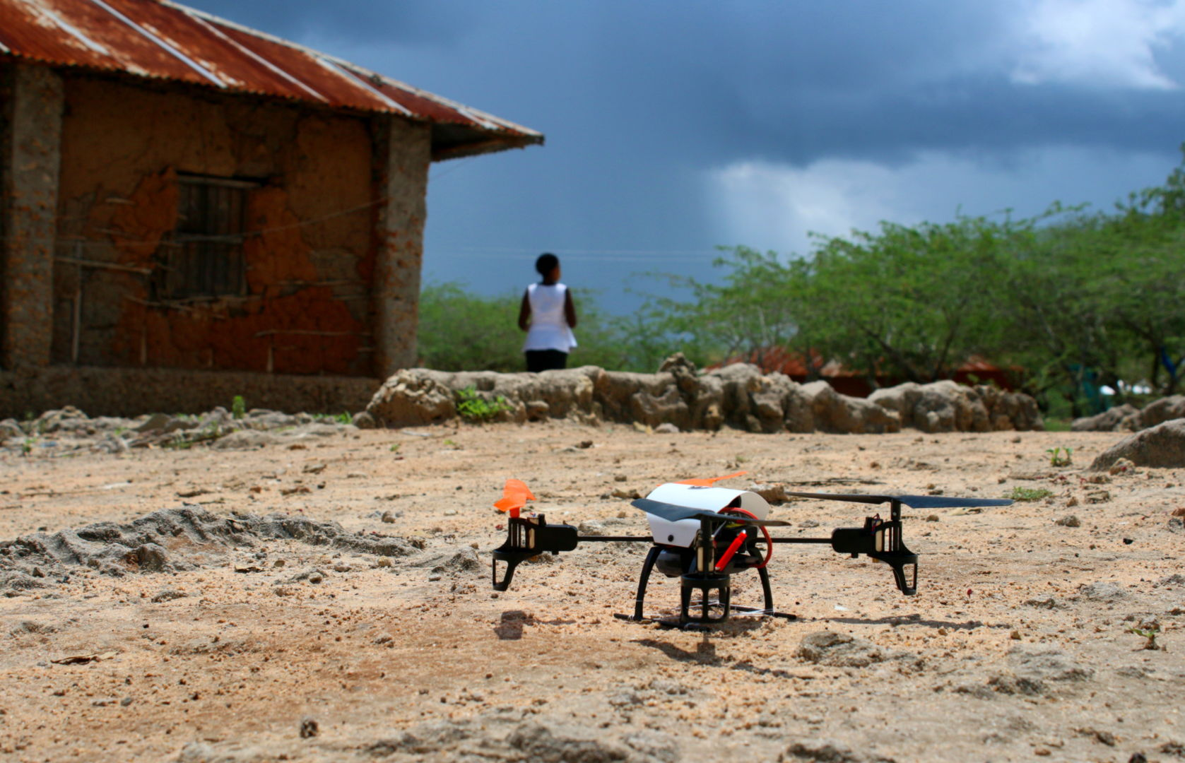 Humanitarian Drones: Perceptions vs. Reality in Kenya's Tana Delta
