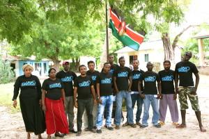 Una Hakika Community Ambassadors in Kipini