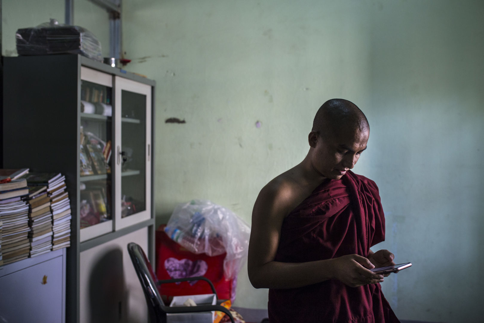 Peace and Technology in Myanmar's Royal City