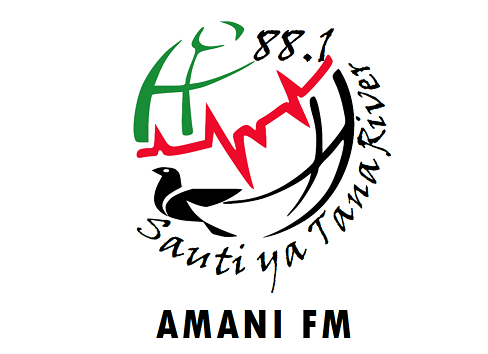 Tune into Tana: On the air with Amani FM
