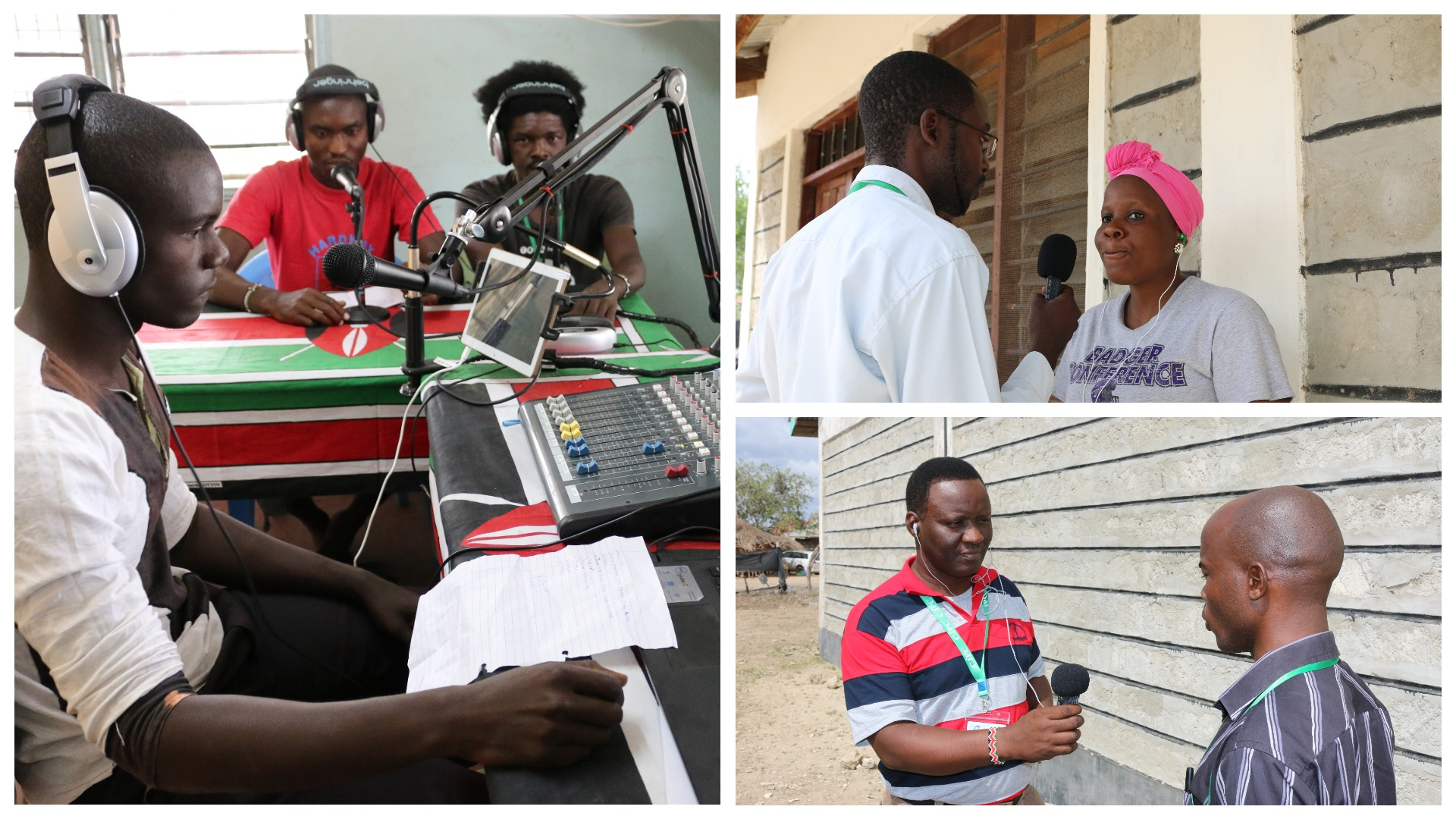 Peacebuilding Radio: Amani FM Throughout the Kenyan Elections