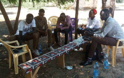 Rumours and Refugees – Our Newest Team Member Discusses Working in Kakuma